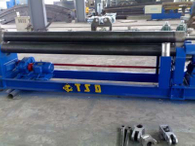 Plate Rolling Machine with Section Bending Function (W11-4*2500)