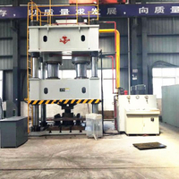 High-speed Four Columns Hydraulic Press for Stamping (Y32-160)
