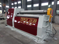 Four Roll Plate Rolling Machine (TXW12-12*2000)