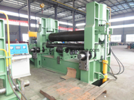 Steel Plate Rolling Machine Used to Roll 12mm Thick (W11S-12X2500)