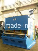 Hydraulic Swing Beam Sheet Shearing Machine (QC12Y-32*2500)