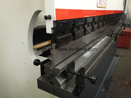 100t NC Hydraulic Torsion Bar Press Brake (WH67Y-100/4000)