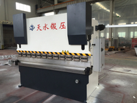 160t/3200 NC Hydraulic Press Brake (WH67Y-160/3200)