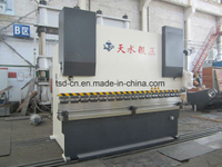 250t NC Metal Press Brake for Hydraulic Press (WH67Y-250/3200)