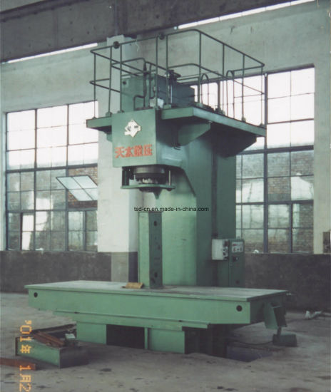 Single Column Deep Throat C Type Press (Y41-400)