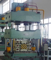 Single Action Four Columns Hydraulic Stamping Press (Y27-400)