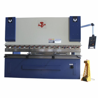 Small Hydraulic CNC Press Brake for Aluminum (WE67K-100/3200)