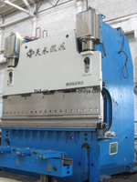 800t Heavy-duty CNC Press Brake for Sheet (WE67K-800t/5000mm)