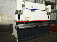 160t/2500 NC Hydraulic Press Brake for Metal (WH67Y-160/2500)