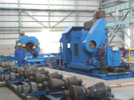 Pipe End Facing Machine