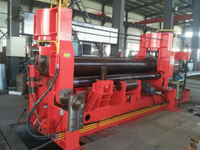 Steel Plate Roll Bending Machine with Pinch (W11S-30X3200)
