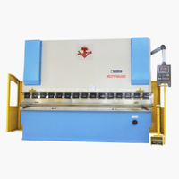 NC Metal Press Brake for Hydraulic Press(WH67Y-160/4000)