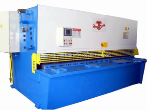 Hydraulic Swing Beam Shearing Machine (QC12K-10X2550)