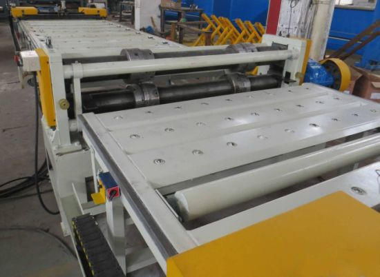 Cut to Length Decoiler for Steel Light Pole (CTLA6X1600)