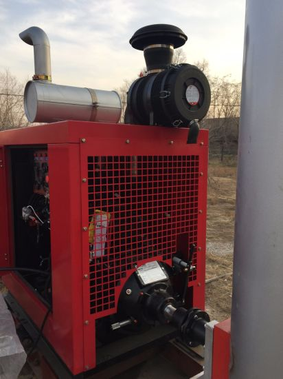 Orchards Wind Machine/Fan Used as Frost Protection (FSJ-85)