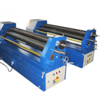 Rolling Machine with 3 Roll Mechanical Symmetric (W11-8X2500)