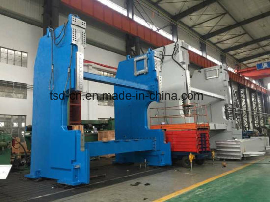 Large CNC Press Brake for Process Steel Construction (WE67K-800t/6000mm)
