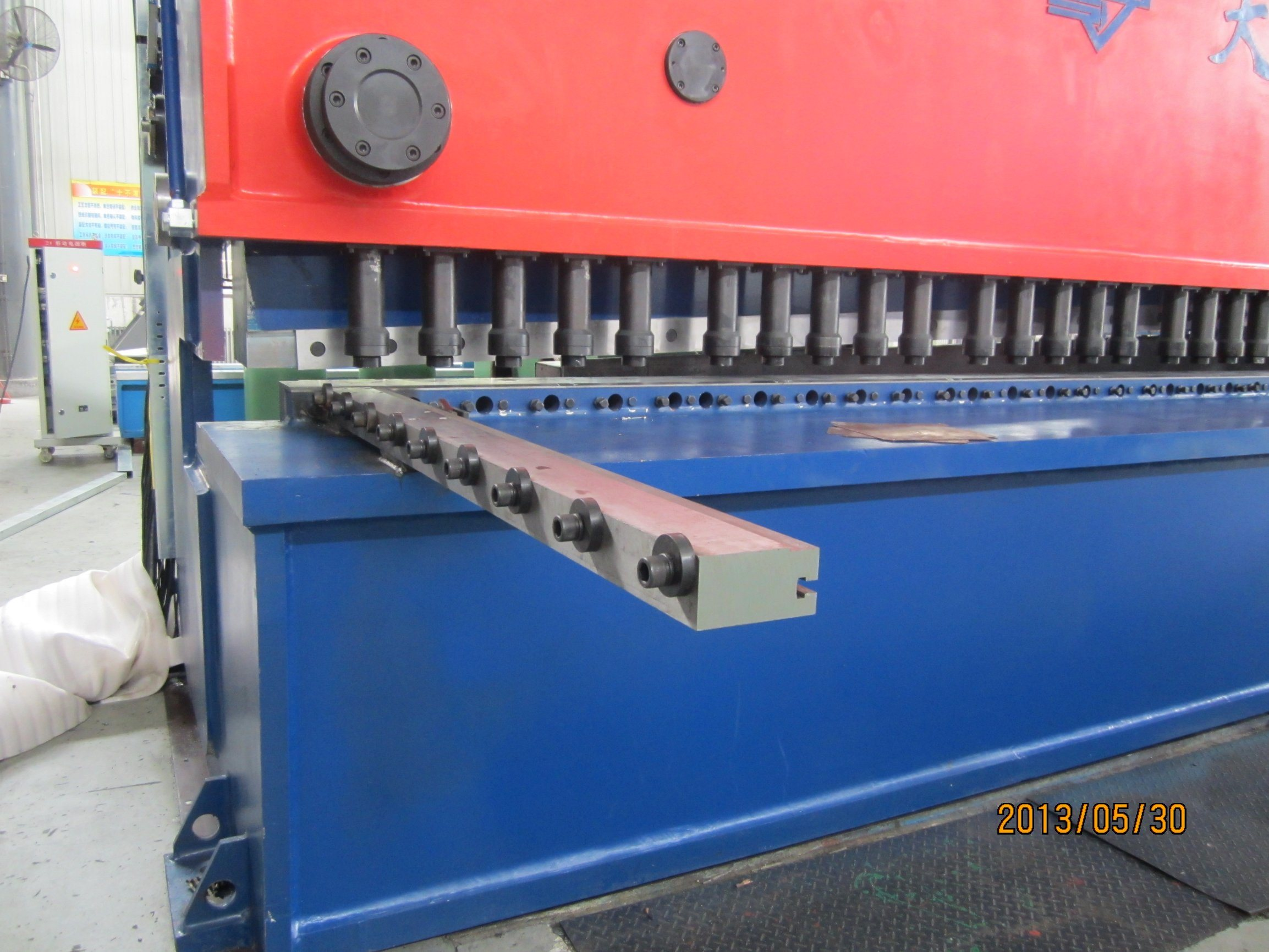 Guillotine Shear Machine (QC11Y-13X9000)